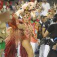 Juliana Paes falou sobre fantasia usada no Carnaval 2019