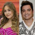 Novo casal? Carla Diaz e sertanejo Fernando Zor foram filmados aos beijos em camarote na Sapucaí nesta segunda-feira, 4 de março de 2019