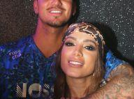Anitta e surfista Gabriel Medina voltam a evento em camarote na Sapucaí. Fotos!