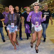 Marquezine curte Carnaval com Sabrina Sato e dá selinho em modelo em camarote