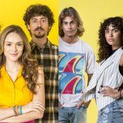 'Verão 90': novos casais! João engata namoro com Moana, e Jerônimo, com Manu
