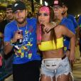 Anitta e Neymar ficaram pela primeira vez em 2015, de acordo com o colunista Leo Dias, autor da biografia não autorizada da cantora, 'Furacão Anitta'.
