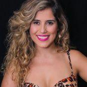 Vovó coruja! Zilu Camargo elogia barriga de 5 meses da filha Camilla: 'Linda'