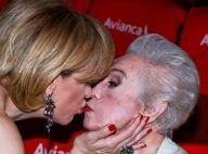 Mãe de Claudia Raia ganha homenagem da atriz na web: 'Voe para a luz, rainha'