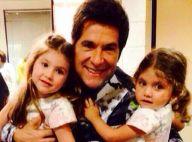 Daniel, jurado do 'The Voice', sobre lado ruim da fama: 'Saudades das filhas'