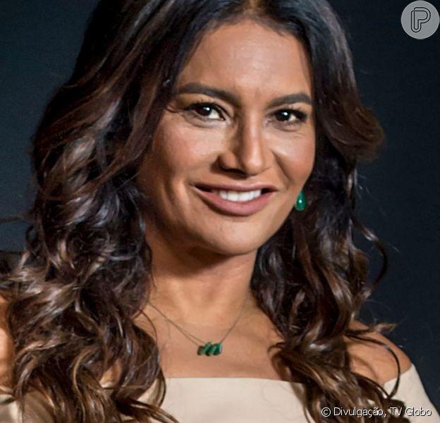 Filho caçula de Dira Paes, Martim é comparado à atriz por fãs em foto postada nesta segunda-feira, dia 25 de março de 2019