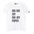 A música Dig-Dig-Joy, de Sandy e Junior, também inspirou a marca