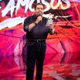 Fausto Silva apresentou nova temporada do 'Show dos Famosos' neste domingo, 30 de março de 2019