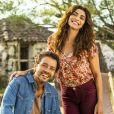 Juliana Paes viverá triângulo amoroso com Marcos Palmeira e Reynaldo Gianecchini na novela 'A Dona do Pedaço'
