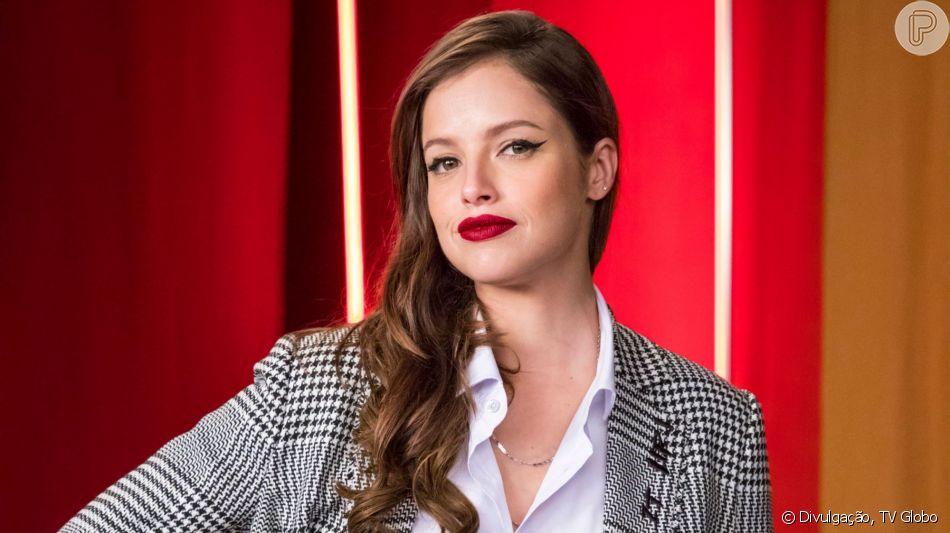 Josiane (Agatha Moreira) será vilã ambiciosa que fará tudo para realizar seus sonhos em 'A Dona do Pedaço'