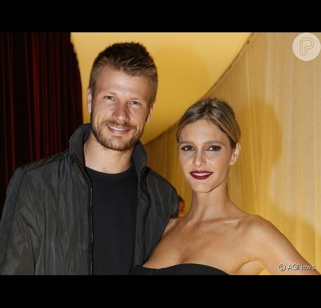 Grávidos de novo! Fernanda Lima e Rodrigo Hilbert anunciaram nova gravidez