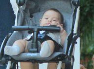Filho de Isis Valverde, Rael rouba a cena em passeio com a mãe. Veja fotos!