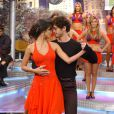 Carol Nakamura foi professora de Sidney Sampaio no 'Dança dos famosos', em 2007, quando eles engataram o romance