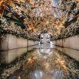 A decoração do casamento foi inspirada no amor de Jorge Vercillo e Martha Suarez pela natureza