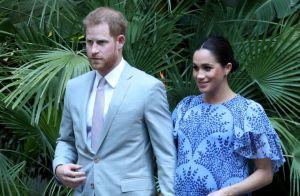 Sem fotos! Meghan Markle e Harry quebram novo protocolo com anúncio sobre bebê