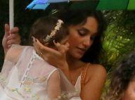 Débora Nascimento e José Loreto comemoram aniversário de 1 ano da filha, Bella