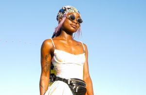 Looks do Coachella: animal print, boxer braids e make divertida foram tendências