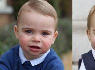 Príncipe Louis surpreende por semelhança com irmão, George, em novas fotos. Veja