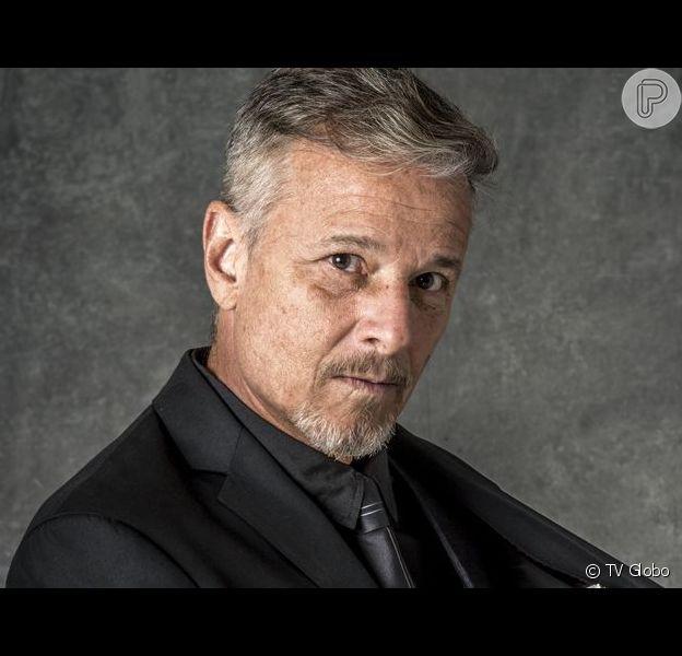 Sampaio (Marcello Novaes) sairá impune de tudo o que cometeu na novela 'O Sétimo Guardião'