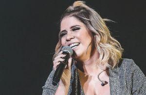 Glow fashionista! Marilia Mendonça repete trend em look de show em São Paulo