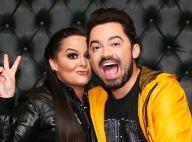 Maiara grava vídeo para namorado, Fernando, antes de show: 'Maridinho, saudade'