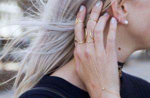 Hand chain! A volta do anel pulseira que deixa o look mais glam!