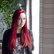 Josie Pessoa, da novela 'Império', grava 1ª cena de sexo com apoio do namorado