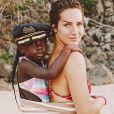 Giovanna Ewbank usa o lúdico para explicar racismo para Títi
