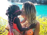 Giovanna Ewbank usa livros para explicar a filha sobre racismo: 'Lúdica e suave'