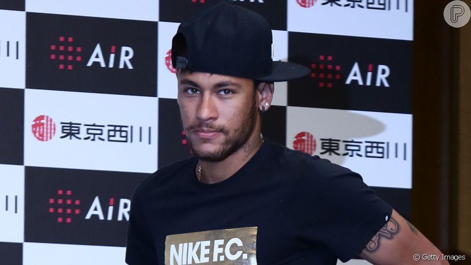 Neymar apagou neste domingo, 2 de junho de 2019, o vídeo que trazia a troca de mensagens com a mulher que o acusou de estupro