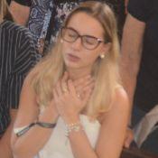 Noiva de Gabriel Diniz, Karoline Calheiros agradece apoio: 'Recebendo amor'