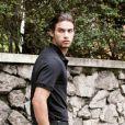 Pablo Morais, irmão de criação de Mayana Moura, está no elenco de 'Sangue Bom', próxima novela das sete da TV Globo