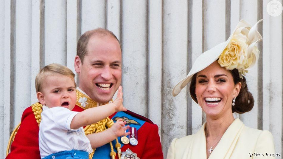Kate Middleton brilhou com look Alexander McQueen em evento que inicia as celebrações do aniversário de 93 anos da rainha Elizabeth II, neste sábado, 8 de junho de 2019