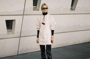 10 looks de vestido com botas para você se inspirar neste inverno