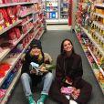 Bruna Marquezine e Sasha Meneghel querem lançar coleção de moda juntas