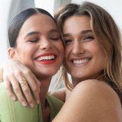 Girlboss! Bruna Marquezine e Sasha Meneghel planejam lançar coleção de moda