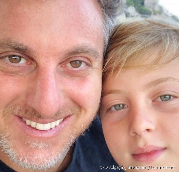 Benício, filho do meio de Luciano Huck e Angélica, se acidentou enquanto praticava wakeboard em Ilha Grande, na Costa Verde do Rio