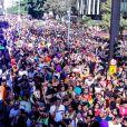 A Parada LGBT em São Paulo reuniu mais de 3 milhões de pessoas