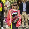Pochete é sucesso da moda: em tamanho grande e grifada, é o maior hit do momento