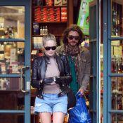 Sharon Stone é clicada com namorado que conheceu no Brasil, o modelo Martin Rica