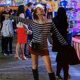 Marina Ruy Barbosa fez primeira comemoração de 24 anos em parque de diversões