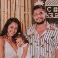 Yanna Lavigne e Bruno Gissoni negaram compra de mansão de R$ 2 milhões