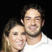 Rebeca Abravanel e Alexandre Pato são cobrados após casamento: 'Quero sobrinhos'