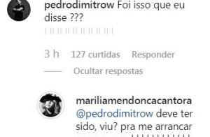 Marília Mendonça diverte a web com comentários sobre fome na gravidez. Veja!