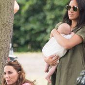 Reunião dos primos! Filhos de Meghan Markle e Kate Middleton brincam em evento