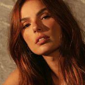 Ruiva! Isis Valverde muda cabelo para nova novela: 'Me dá prazer me reinventar'