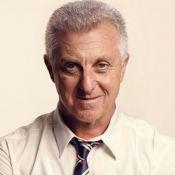 Luciano Huck aparece velho em foto de aplicativo e Angélica comenta: 'Meu gatão'