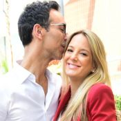 Mãe pela 2ª vez, Ticiane Pinheiro deixa hospital com filha recém-nascida. Fotos!