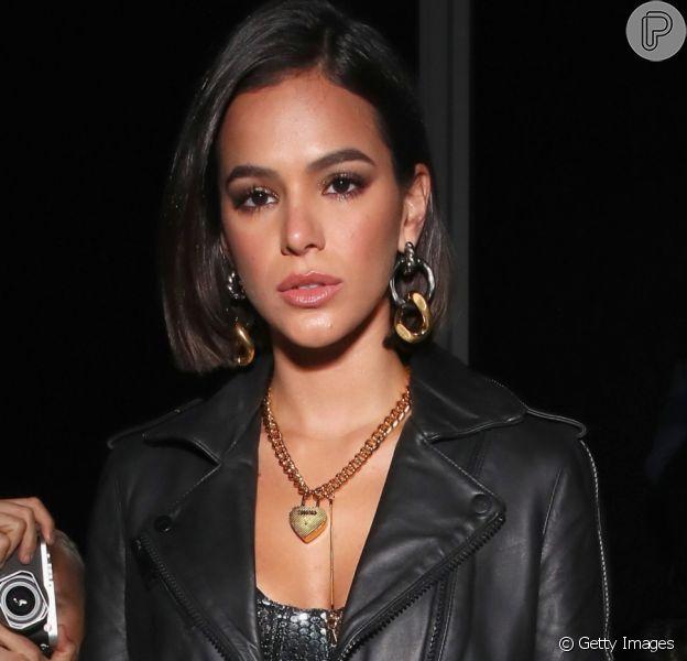 Bruna Marquezine e modelo Younes Bendjima se conheceram em Paris, na França