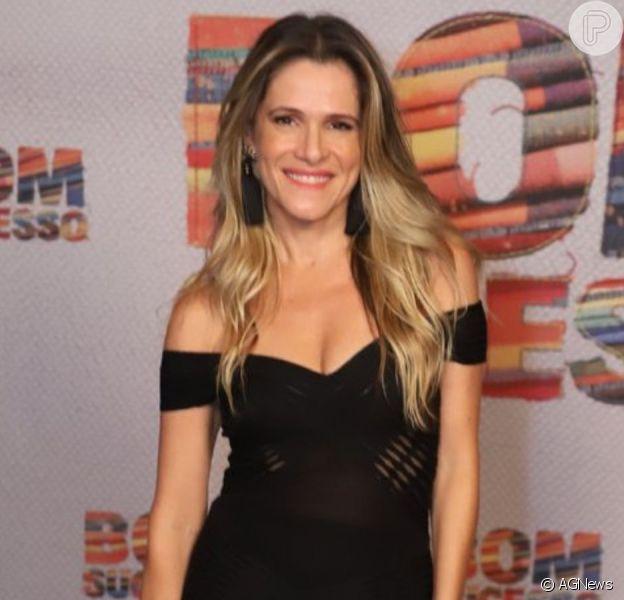 Ingrid Guimarães relembra problema de autoestima no início da carreira